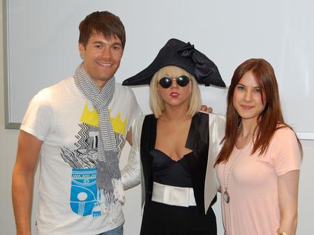 Lady Gaga Rich and Kat