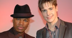 Kevin with Ne-Yo