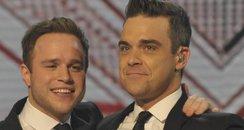 Olly Murs Model Robbie Williams Fashion Label Farrell New
