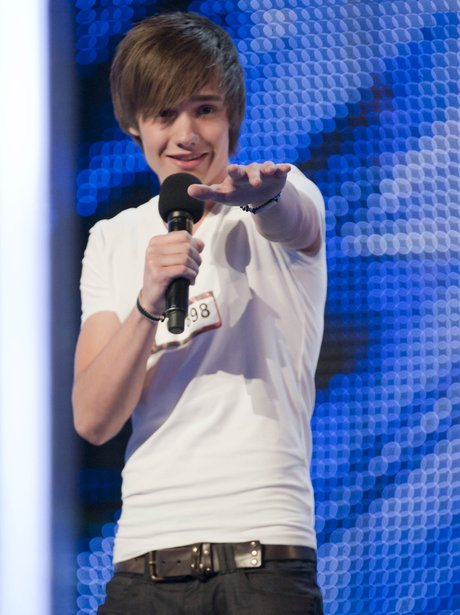 Liam Payne's X Factor audition