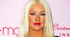 christina aguilera launches perfume