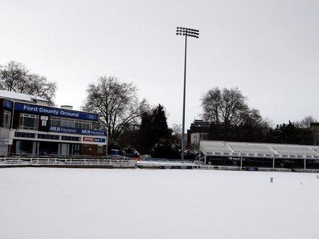 More snowy Essex