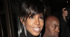 Kelly Rowland in London.