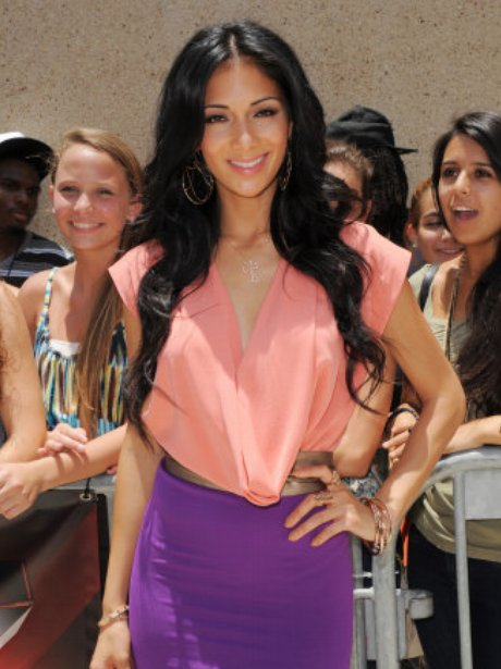 USA X-Factor Nicole Scherzinger