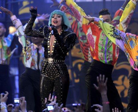 lady gaga much music awards