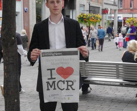 Show your Love for ManchesterShow your Love for Ma