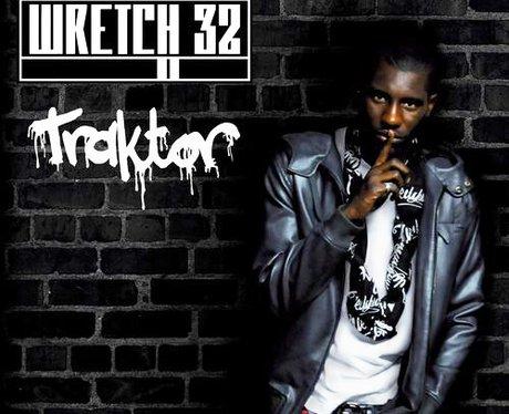 Wretch 32's 'Traktor' Cover