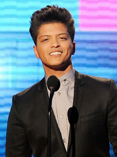 Bruno Mars American Music Awards