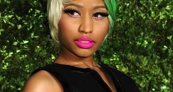Nicki Minaj at Green Auction