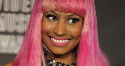 Nicki Minaj MTV music awrads 2010