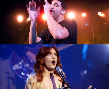 Drake and Florence Welch