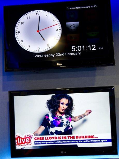 Cher Lloyd webchat