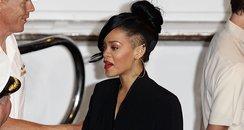 Rihanna Australian 'Battleship' Premiere