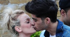 Zayne Malik and Perrie Edwards