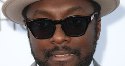 Will.i.am wearing sunglasses