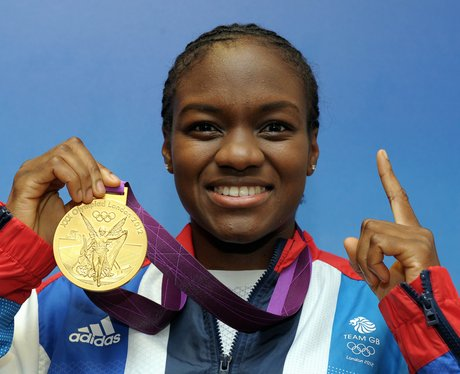 nicola adams wins women boxing gold medal