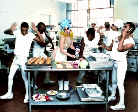 Lady Gaga 'Telephone' Video