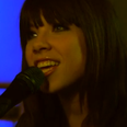 Carly Rae Jepsen in session for Capital