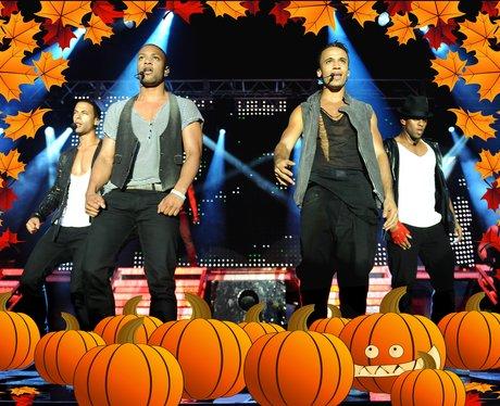 JLS Halloween