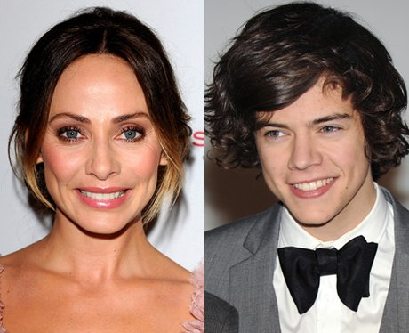 Harry Styles and Natalie Imbruglia
