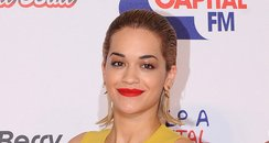 Rita Ora at the Jingle Bell Ball 2012