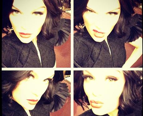 Jessie J instagram 2013