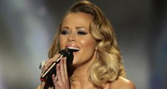 Kimberley Walsh performs during the 2013 National
