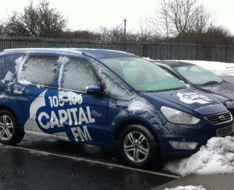 PICS: Heavy Snow Hits The North East | Local News - Capital North East
