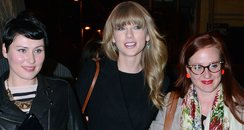 Taylor Swift In Madrid
