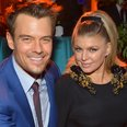 Josh Duhamel and Fergie 2013