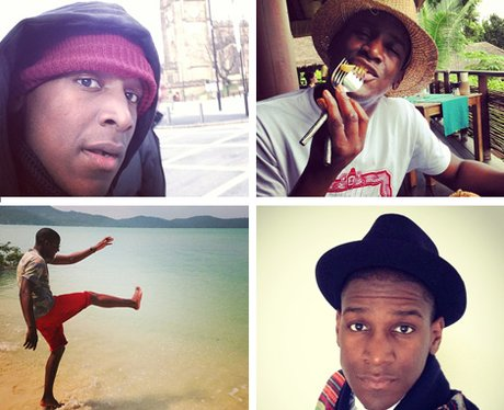 Labrinth's official Instagram account