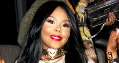 Lil Kim Spotted in West Hollywoo 2013