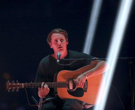 Ben Howard live at the BRIT Awards 2013