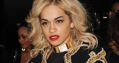Rita Ora London Fashion Week 2013