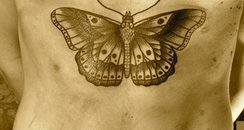Harry Styles' New Tattoo From Flickr