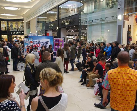 Play Your Way to £21K with DCCC and Eldon Square