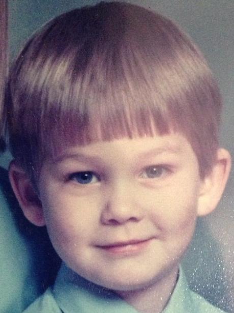 Calvin Harris Baby Picture