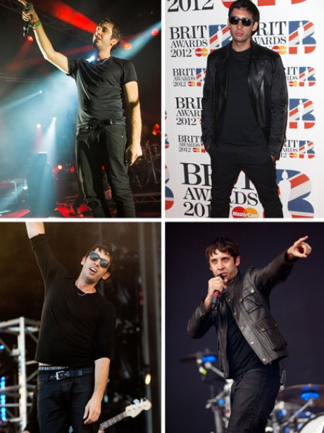 Example - black clothes