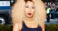 Nicki Minaj MET Ball 2013