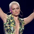 Jessie J performs on American Idol