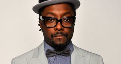 Will.i.am wearing a hat