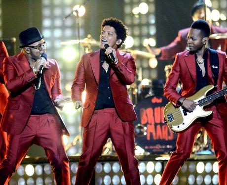 Bruno Mars at the 2013 Billboard Music Awards