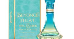Beyonce 'Heat' the Mrs Carter world tour fragranc