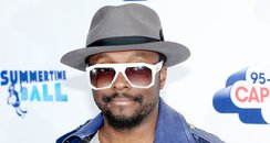 Will.i.am Red Carpet Summertime Ball 2013
