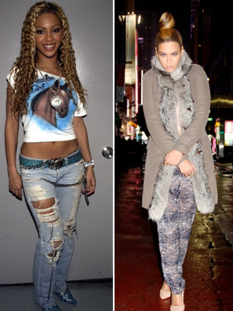 Beyonce Then And Now How The Single Ladies Star Has