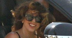 Lady Gaga Curly Hair