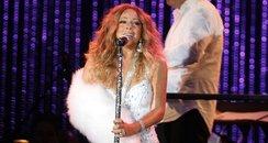Mariah Carey Arm Sling