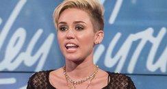 Miley Cyrus on daybreak