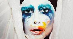 Lady Gaga Applause Artwork