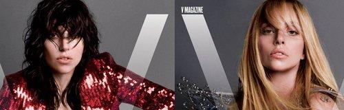 Lady Gaga V Magazine 2013